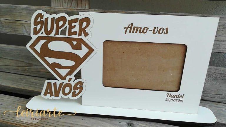 """Moldura em mdf """"super"""""""