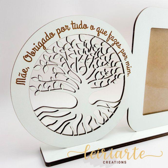 "Moldura ""árvore da vida"""