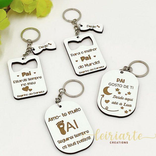 porta-chaves personalizado